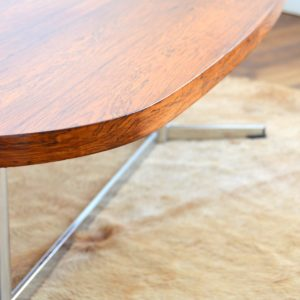Table basse : coffee table scandinave design Danois palissandre 1960 vintage 40