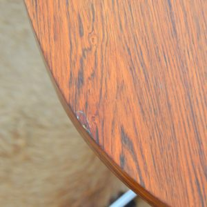 Table basse : coffee table scandinave design Danois palissandre 1960 vintage 45