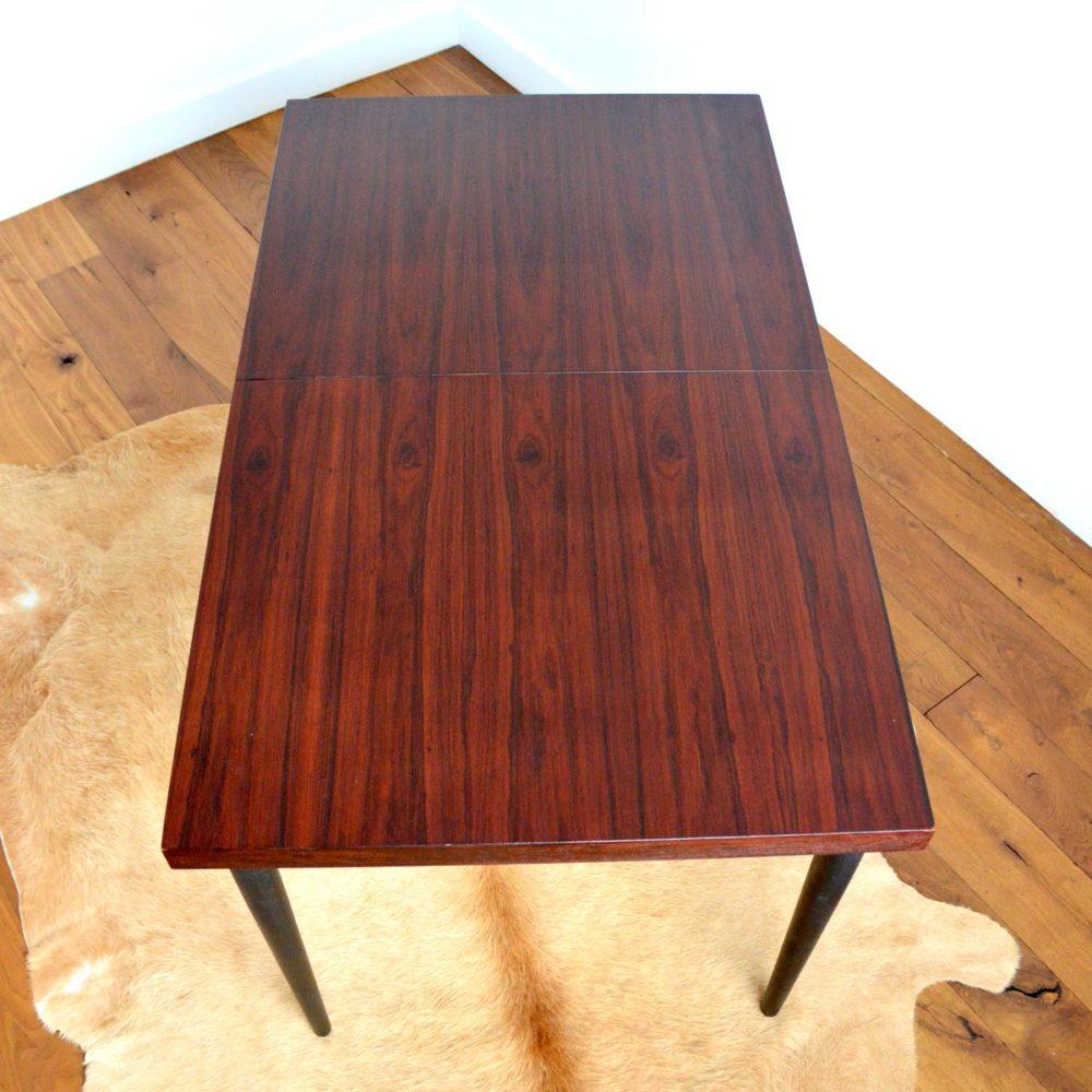 Table à manger en palissandre Cees Braakman pour Pastoe 1960s