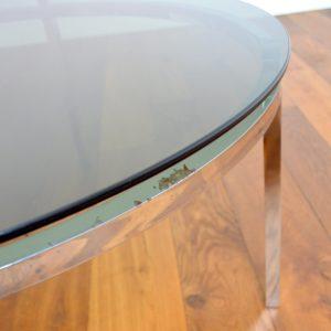 Table basse : Coffee table design 1970 vintage 5