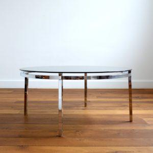 Table basse : Coffee table design 1970 vintage 8