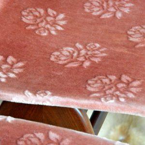 4 chaises Louis van Teeffelen teck 1960 vintage 31