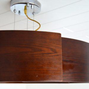 Lustre Italien : Italian lamp 1970 vintage 28