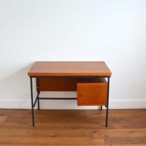 Bureau Moderniste vintage 1950s 1