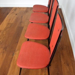 Chaises Rockabilly 1950 vintage fifties 3