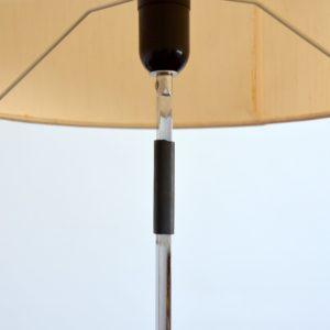 Floor lamp : lampadaire ajustable scandinave 1960 vintage 12