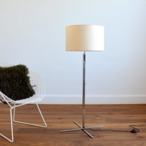 Floor lamp : lampadaire ajustable scandinave 1960 vintage 21