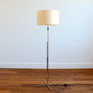 Floor lamp : lampadaire ajustable scandinave 1960 vintage 3