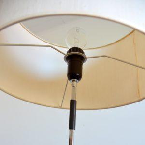 Floor lamp : lampadaire ajustable scandinave 1960 vintage 39