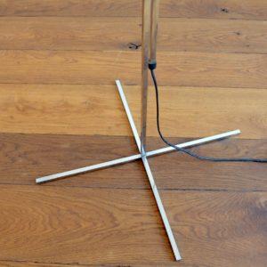 Floor lamp : lampadaire ajustable scandinave 1960 vintage 7