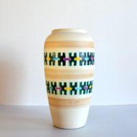 Grand vase poterie West-Germany années 50