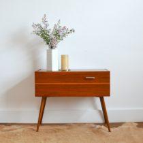 Console – chevet – table d'appoint 1960 vintage 2